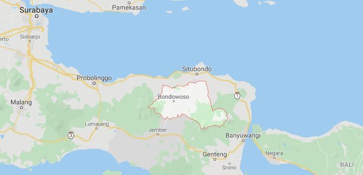 Kodepos Bondowoso Terbaru ( Semua Kecamatan dan Desa) Tahun 2020