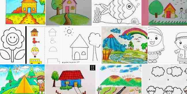 Kumpulan Gambar Anak TK dan PAUD