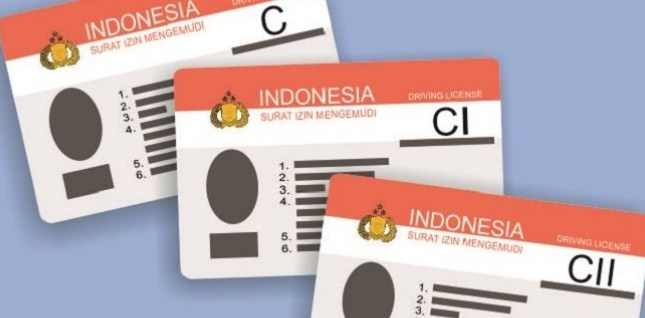 Syarat Membuat SIM C1 Dan C2